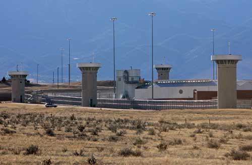 Тюрьма Supermax.