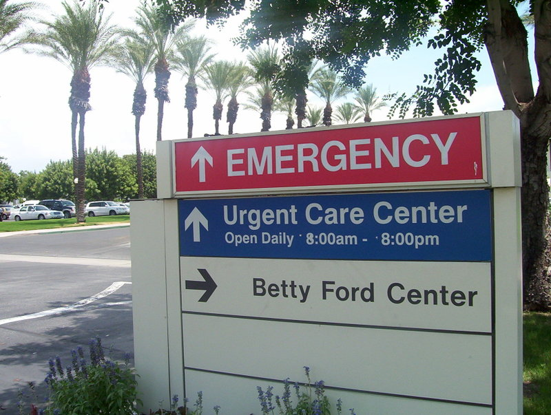 Bettyfordcentersign